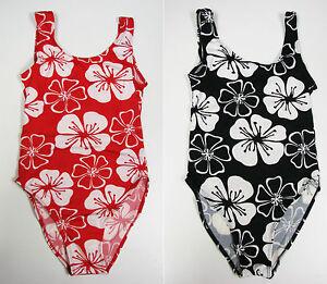 Women's Swimwear One Piece Floral Bikini Swim Suit Bathing, Sizes: M, L, XL, XXL