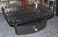 Mini Cast Iron Dog Grate Fireplace Fire Grate Fire Basket Fire Andiron Fireside