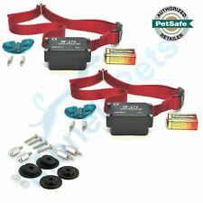 2 Prf-275-19 Petsafe Stubborn Dog Fence Collar Receivers and Rfa-529 Refresh Kit
