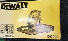 DEWALT 240V AREA LIGHT/CHARGER DC022