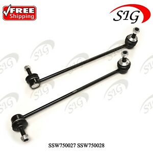 Front Left & Right Stabilizer Sway Bar Links for BMW 5 Series 2004-2010 2Pc