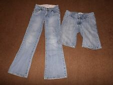 Girls pants/shorts size 12 Lot of 2