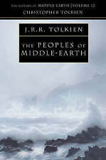 ThePeoples of Middle-Earth, Acceptable, Tolkien, Christopher, Book