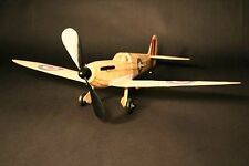 Supermarine Spitfire Mk.Vb BALSA legno scala piano KIT DA VINTAGE MODEL Co