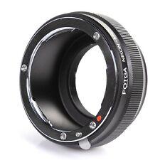 PRO Adaptador Nikon AI lente para Micro 4/3 M4/3 EP1 EP-2 GF1 GF2 G1 G3 GH1 GH2