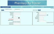 Pharmacy Online Rx Trainer With Student Workbook, Lopez, Frederico, Martin, Chri