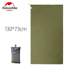 Army Green  Microfiber Quick Drying Towel Shower Beach 130cm Outdoor Camp Swim