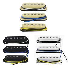 New Alnico 5 Strat Guitar Pickup Single Coil Neck/Middle/Bridge Pickup Staggered