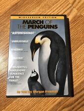 March of the Penguins (DVD, 2005) (NEW SEALED