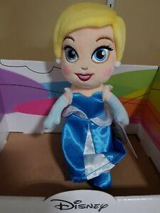 Cinderella Disney Princess Plush Imports Dragon