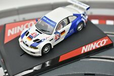 "50271  NINCO 1/32 SLOT CAR  BMW M3 GTR ""MOTORSPORT N# 43"""
