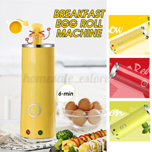140W Electric Eggroll Maker Egg Roll Boiler Omelette Sausage Frying Cooking 220V