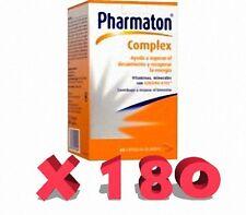 PHARMATON COMPLEX 180 CAPS CON MONOVARSALUD