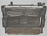 BMW E46 320d Kühlerpaket wasserkühler kondensator lüfter 7791513 8377648 6922670