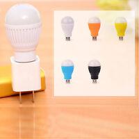 Hot New Portable Mini USB LED Light Lamp Bulb For Computer Laptop PC Desk.UK