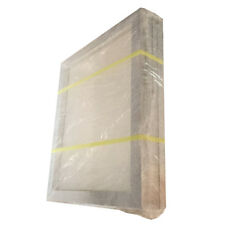 US Stock-6 pcs / pack 20 x 24 inch Aluminum Screen with 110 Mesh White Color