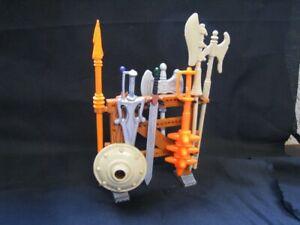 Masters of the Universe MOTU Custom weapon rack for original or origins He-Man