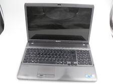 """Sony Vpcf13m8e Computer Portatile Windows 7 Core I7 Webcam 4gb 500gb 16.5 """" HDMI"""