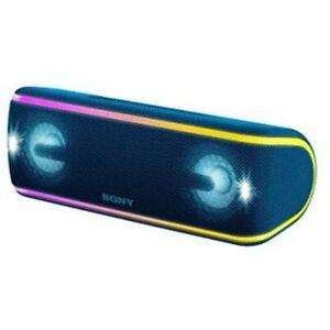 Sony SRS-XB41 Portable Wireless Bluetooth Speaker, Blue Extra Bass Party Speaker