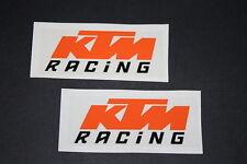 KTM Aufkleber Sticker Decal Kleber Bapperl Pickerl Logo Schriftzug Autocollant 5