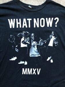 Kevin Hart What Now? Tour Shirt 2015 Size Large
