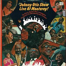 JOHNNY OTIS SHOW AT MONTEREY u.s. EPIC LP_orig 1970 shuggie otis_esther phillips