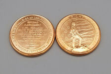 Two 1oz 2nd AMENDMENT 1 oz .999 FINE COPPER ROUND