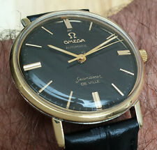 1962 Vintage Omega Seamaster DeVille Auto Swiss Watchmaker Serviced Yr Warranty