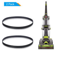2 X For Hoover Dual Power Max Carpet Cleaner FH51000 Power Path Belt 440005536
