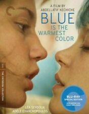 Criterion Collection Blue Is The Warmest Color Blu Ray 2013 US IMPORT