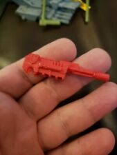 GI Joe Vehicle Cobra FANG II Chin Gun MOUNT 1989 Original Part