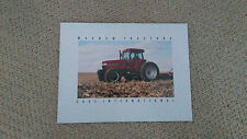 Case International Magnum Tractor Literature (1992)