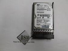HP 512547-B21 146Gb 15k Disk