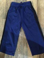 Place Athletic Pants and Adjustabl Elastic Waist size 4 Royal/Navy