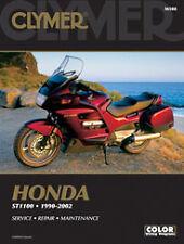 CLYMER REPAIR MANUAL Fits: Honda ST1100,ST1100 ABS