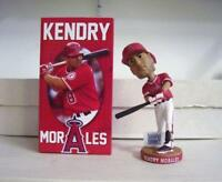Kendry Morales Right Handed LA Angels Bobble SGA Los Angeles Angels Bobblehead