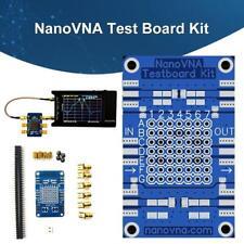 NanoVNA Testboard Demo Board Vector Network Analyzer Testing Board ot16 DIY Kit
