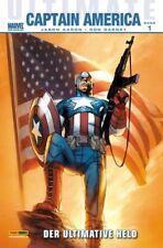 Marvel Panini Comics Ultimate Captain America