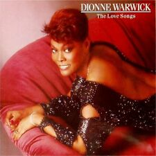 DIONNE WARWICK 'THE LOVE SONGS' UK LP