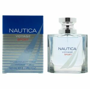 Nautica Voyage Sport Eau De Toilette 50ml Men Spray