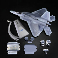 Advanced Alloy 1:72 F-22 Raptor Fighter Aircraft Simulation Model Military Gifts