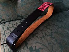Leather Music Belts for Men