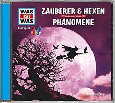 CD * WAS IST WAS - FOLGE 30 - ZAUBERER & HEXEN / PHÄNOMENE # NEU OVP !