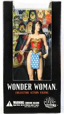 """DC Direct Alex Ross Kingdom Come Series 1 WONDER WOMAN 6.25"""" Action Figure 2003"""