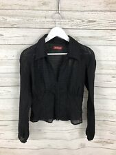 REPLAY Shirt - Large - Black - NEW WITH TAGS - Womens