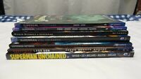 DC large Lot of 12 Assorted Superman Graphic novels TBD for sale