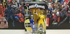 Saban's Mighty Morphin Power Rangers Legacy Collection Yellow Zeo ranger