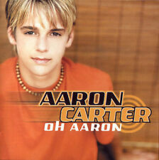 CD Album~ AARON CARTER ~Oh Aaron ~Nick Carter ~10 tracks