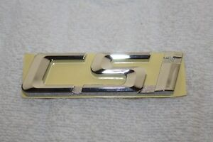 Original BMW Emblem 8er E31 850CSI 850 csi 51148165173 NEU