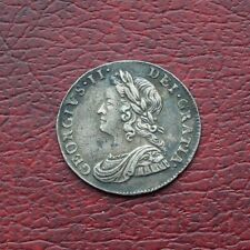 More details for george ii 1740 silver threepence